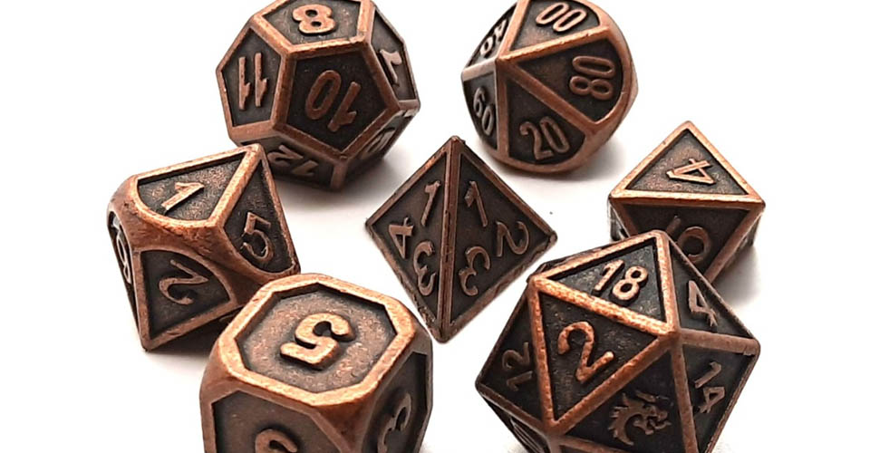 Old dice game