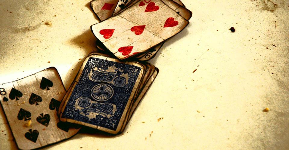 Origin of card games